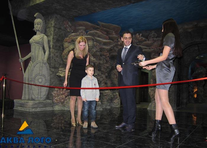 аквариума океанариума РИО